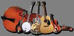 Koncert lektorů 25. bluegrassové dílny a skupiny Poutníci