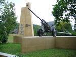 Památník připomínající konec 2. světové války v Odolově