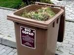 Poslední svoz bioodpadu